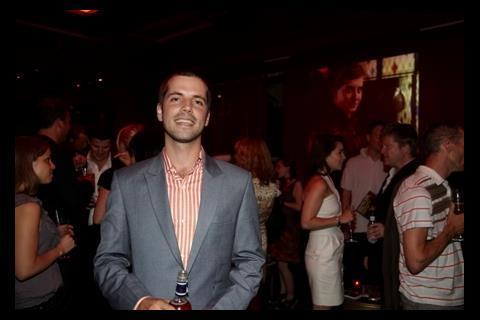 2010 UK Star of Tomorrow Tom Judd